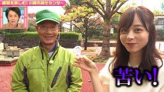 LOVEかわさき 11月10日放送 植物を楽しむ!川崎市緑化センター