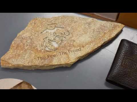 engraving and cutting of gold on all precious metals