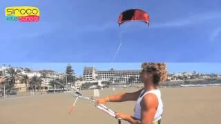 5  manejo del kite ESPAÑOL