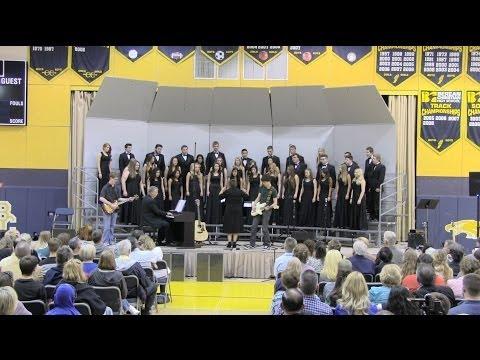 Berean Christian High School Spring Concert 2014
