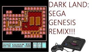 Super Mario Bros. 3 - Dark Land: Sega Genesis Remix