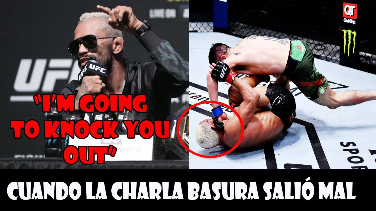 THIS IS WHAT HAPPENS IF YOU TRASH TALK BRANDON MORENO UFC 263   1ST BORN MEXICAN UFC CHAMPION