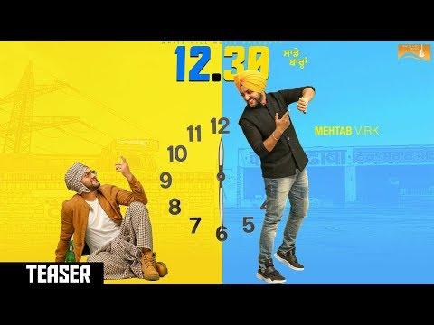 Saade Baarah (Teaser) Mehtab Virk l Mista Baaz | White Hill Music