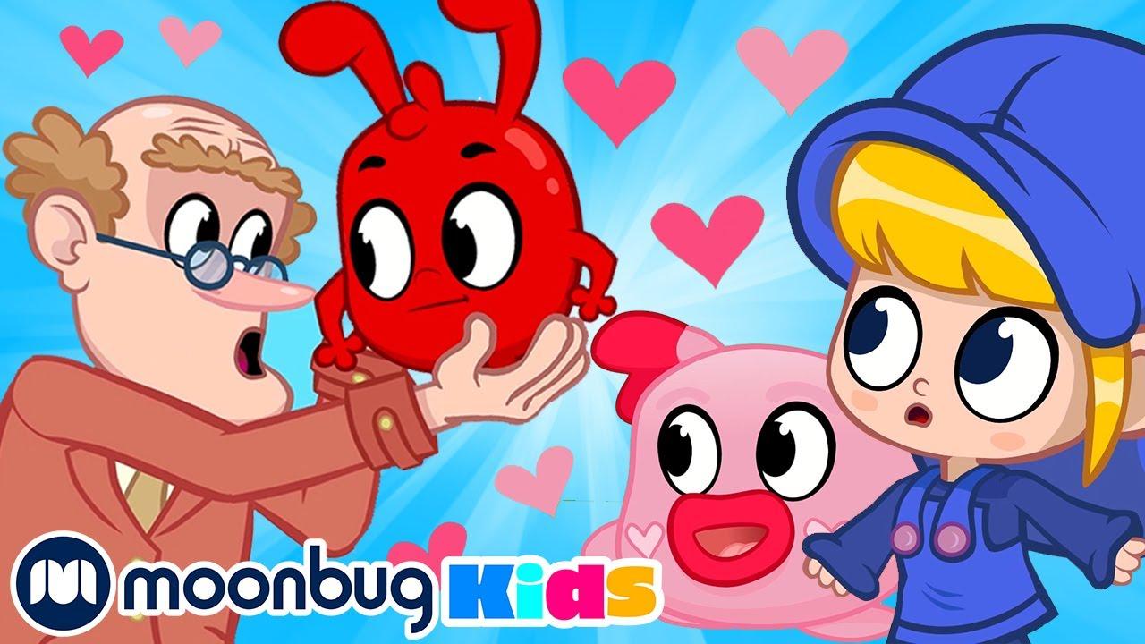 Download My Magic Pet Morphle - Magic Valentine Pet!   Full Episodes   Funny Cartoons for Kids