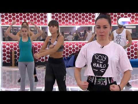 Clase de Bailes Urbanos con Sheila Ortega (4 NOV) | OT 2017