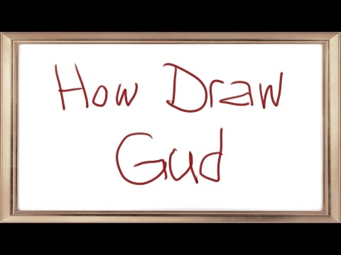"Art Gripe: ""How to Draw?"""