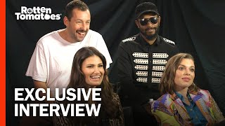 Adam Sandler and Cast Talk Getting Wild with the Safdie Bros. in 'Uncut Gems' | Rotten Tomatoes thumbnail
