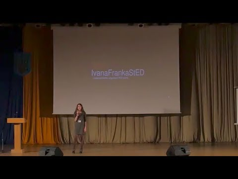 Summer Camps as a Tool to Learn English in a Fun Way | Anastasia Senchuk | TEDxIvanaFrankaStED