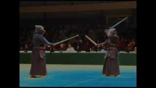 剣道八段演武 Combats de kendo   Matches 8-dan