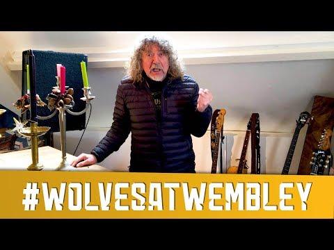 #WolvesAtWembley   Good luck messages