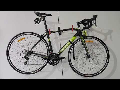 Format Con 50 คาร์บอน จักรยานเสือหมอบ เกียร์โซล่า 18 Speed ราคา 18000 บาท
