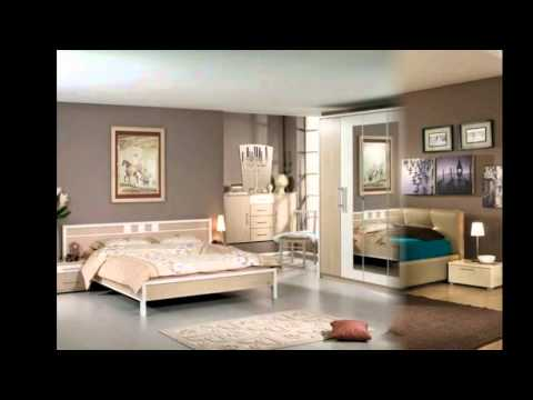 احدث ديكورات غرف نوم تركية 2015       YouTube