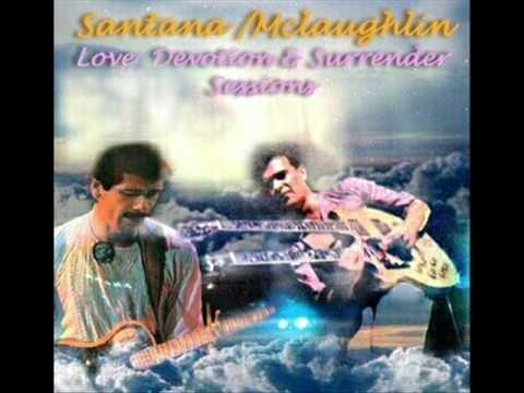 McLaughlin & Santana - A Love Supreme Part 1 (Chicago 1973 live)