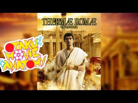 Thermae Romae Review   Otaku Movie Anatomy