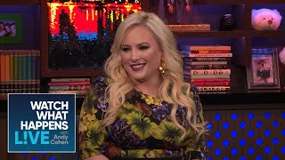 Meghan McCain And Joy Behar's Love-Hate Relationship | WWHL