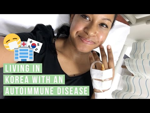 MY EXPERIENCE // Living in Korea with an autoimmune disease