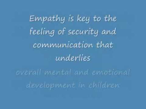 Empathic Relationships: Feeling the Joy and Pain of Others