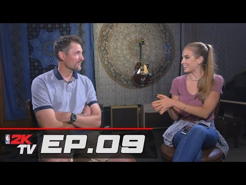 Brent Barry Behind the Scenes of NBA 2K17 - NBA 2KTV S3. Ep. 9