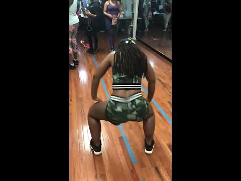 "QUEEN OF DANCE: Empress Cece | Dance-N-Drip | Konshens ""Bassline"""