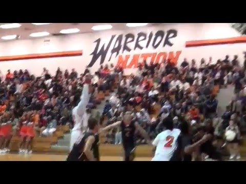 North Cobb High School Basketball Varsity Boys VS Kell High School