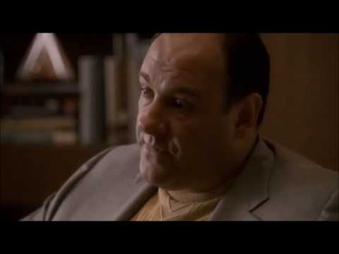 The Sopranos - The Best Tony/Melfi scene (Season 5 Episode 9,