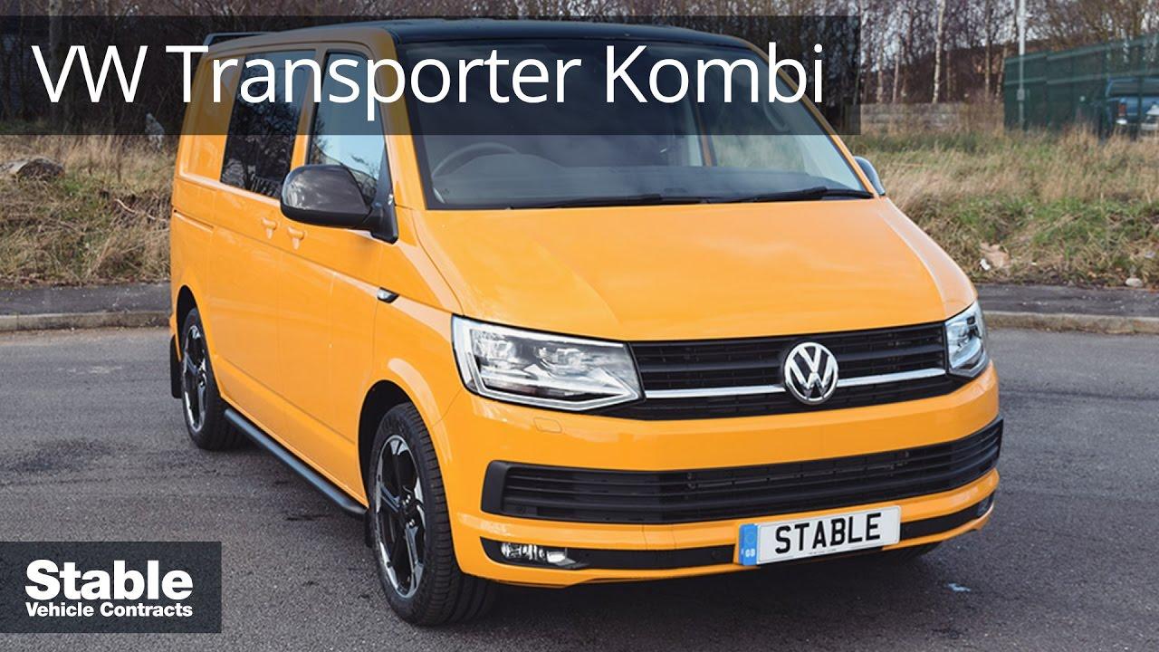 volkswagen t6 transporter kombi highline swb 204ps in. Black Bedroom Furniture Sets. Home Design Ideas