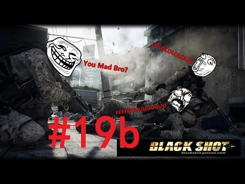 BlackShot TheoCracy Public Game *19b* SandStorm TFM ? Backstab ?