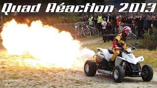 Quad à Réaction - 2500cv