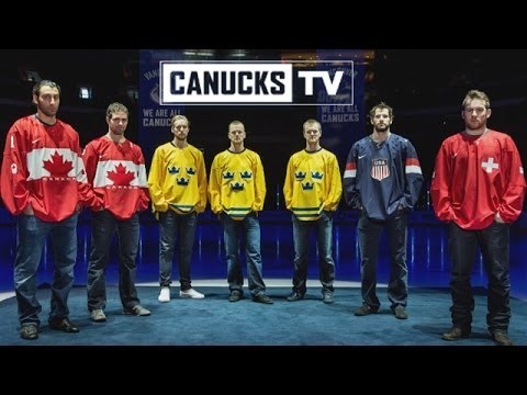 2014 Olympic Hockey Jerseys Revealed - YouTube 94356eabedd