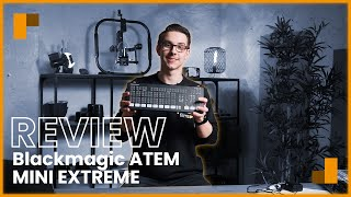 NEU! Blackmagic ATEM Mini Extreme - Review Deutsch