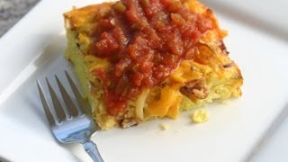 My Mexican Breakfast Casserole - Easy For Entertaining By Rockin Robin