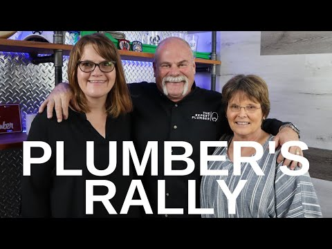 The Plumber's Rally at the State Capitol