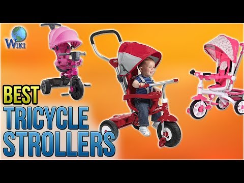 10 Best Tricycle Strollers 2018