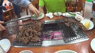 【関連動画】 サムギョプサル 韓国・釜山 生三枚肉専門店で食べてきまし...