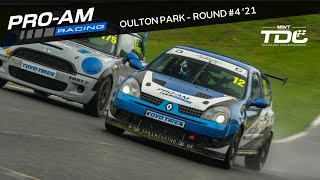 TDC Rnd 4 - Oulton Park International   Race   Renault Clio 182   21.08.21 (Onboard)