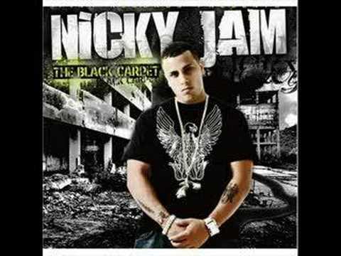 Nicky Jam - Gas Pela Ft Rakim - The Black Carpet
