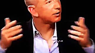 Jeff Bezos on Wallmart vs. Amazon