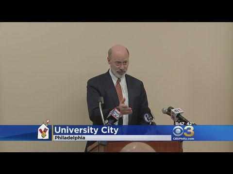 Wolf Visits Philadelphia Ronald McDonald House After Approving $1 Million Expansion Grant