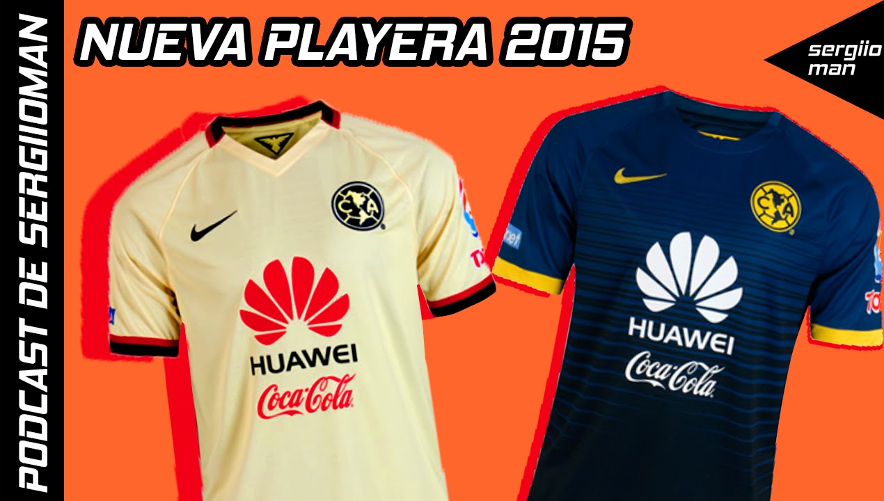 Club am rica nuevo uniforme apertura 2015 clausura for Cuarto uniforme del america
