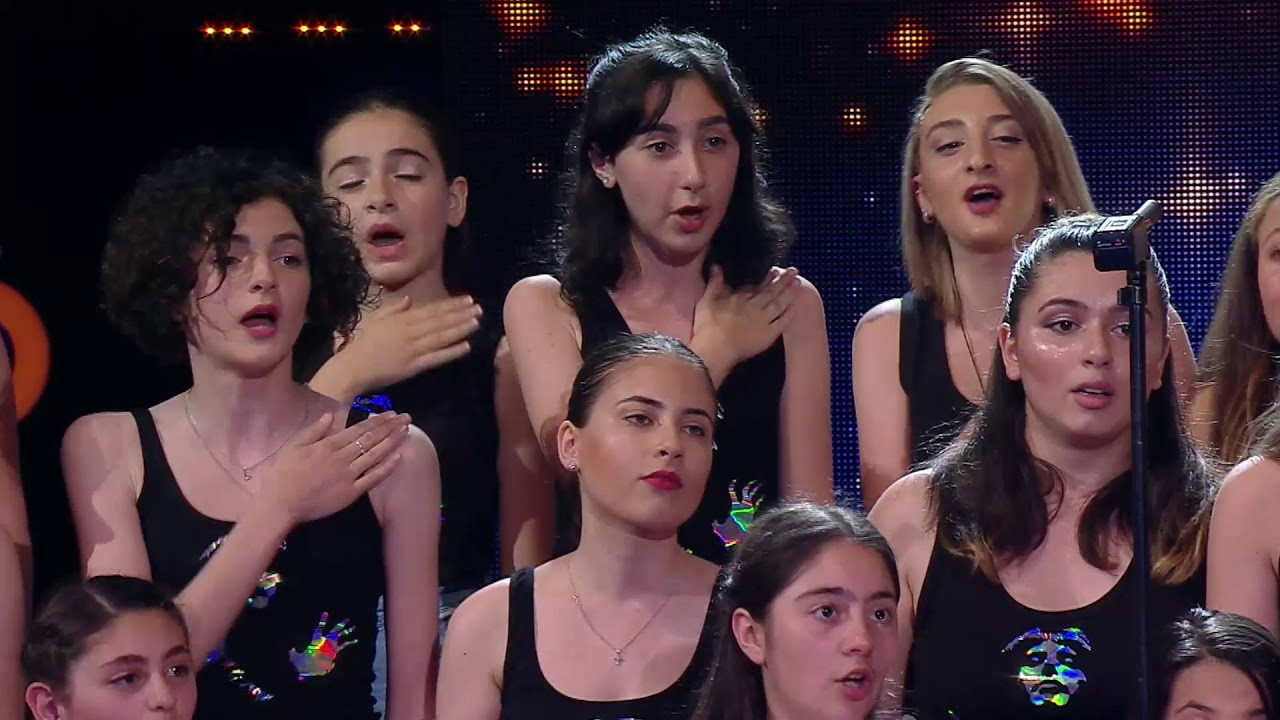 X ფაქტორი  გორის გოგონათა გუნდი  X Factor  Goris Gogonata Gundi  მეორე ლაივ კონცერტი