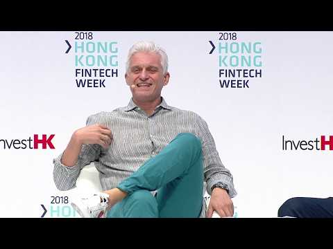 Oleg Tinkov At Hong Kong FinTech Week 2018 [Русские субтитры]