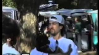 """""""Cámara en Mano"""" - Pablo Novak 1995 con Alejo García Pintos"""