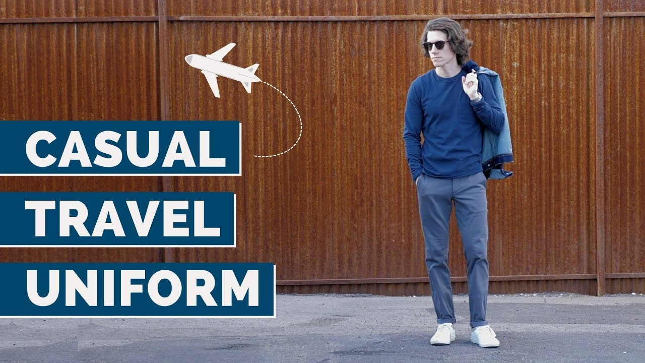 How to Fly in Comfort and Style | A Practical Travel Outfit for Men 9