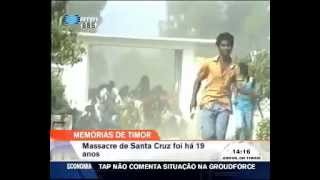 Massacre de Santa Cruz revisitado pela RTP