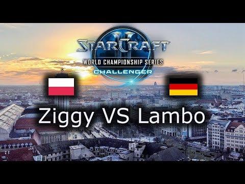 Ziggy VS Lambo - WCS Leipzig EU Qualifier - Day 1 - polski komentarz - TvZ