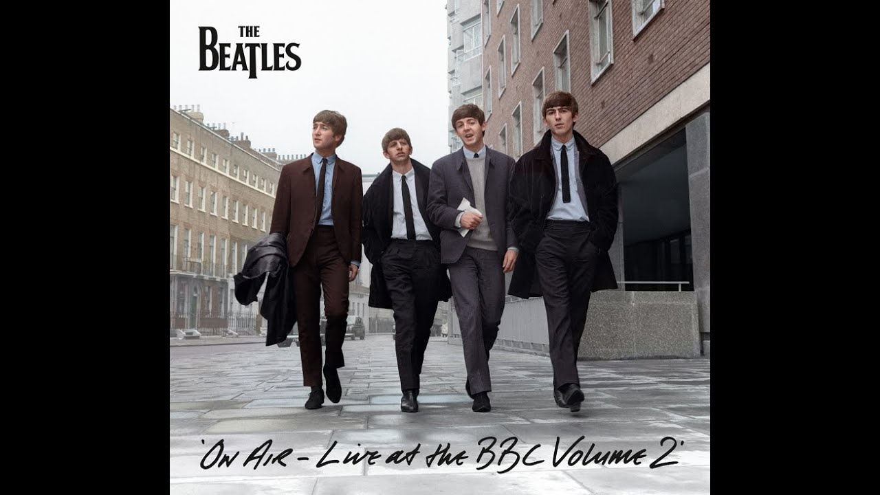 THE BEATLES 'ON AIR - LIVE AT THE BBC VOLUME 2'