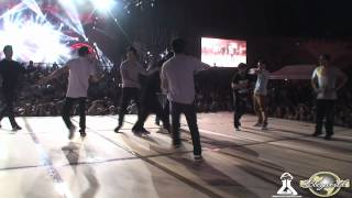 FUSION MC vs BAD TRIP (BLOCK PARTY 2012)