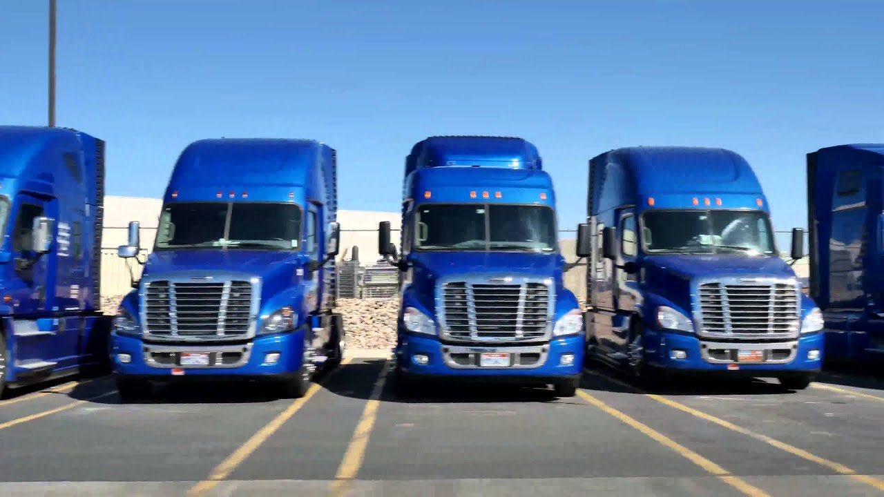 Home Page - Cox Trucking