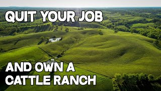 Quit your Job own a Cattle Ranch - 209 acre Cattle Farm Cattle Ranch for sale