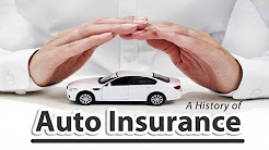 Auto or Car Insurance History